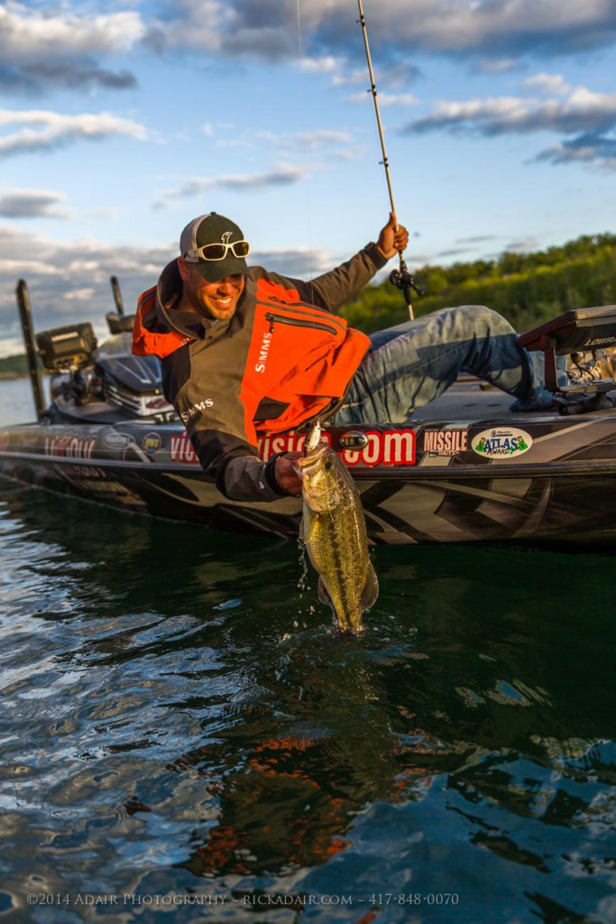 Eric's Elite Guide Service on Table Rock Lake