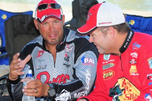Eric Olliverson Pro Bass Fisherman and Guide