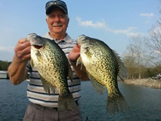 Eric 39 s elite guide service for Table rock lake crappie fishing