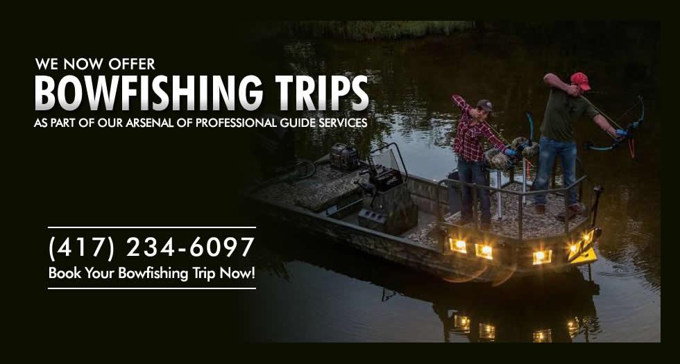 Branson Bowfishing Trips