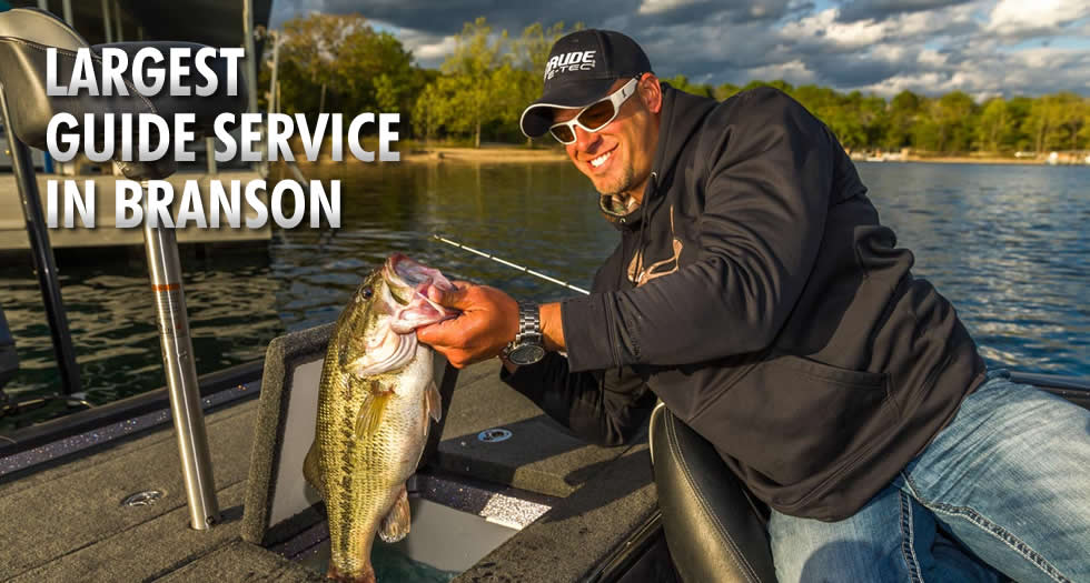 Largest Guide Service in Branson