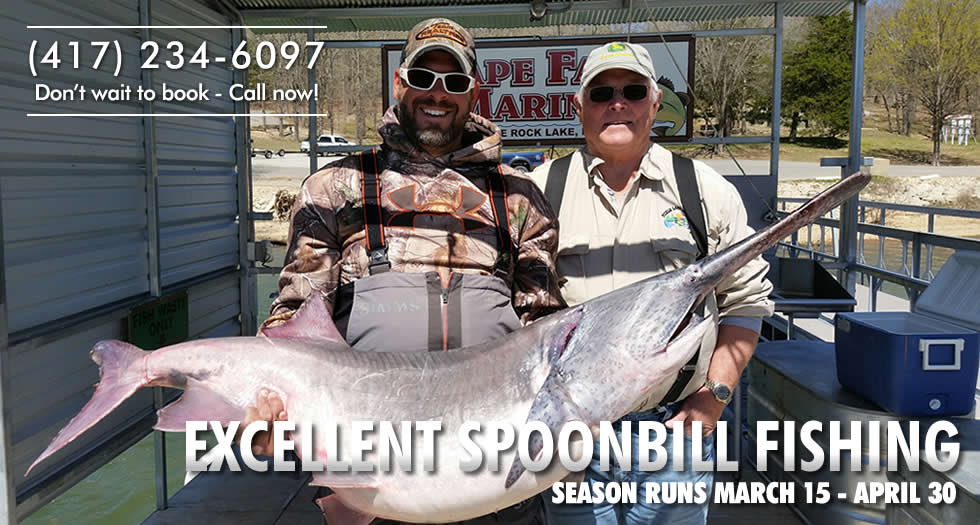Eric 39 s elite guide service for Branson fishing guide
